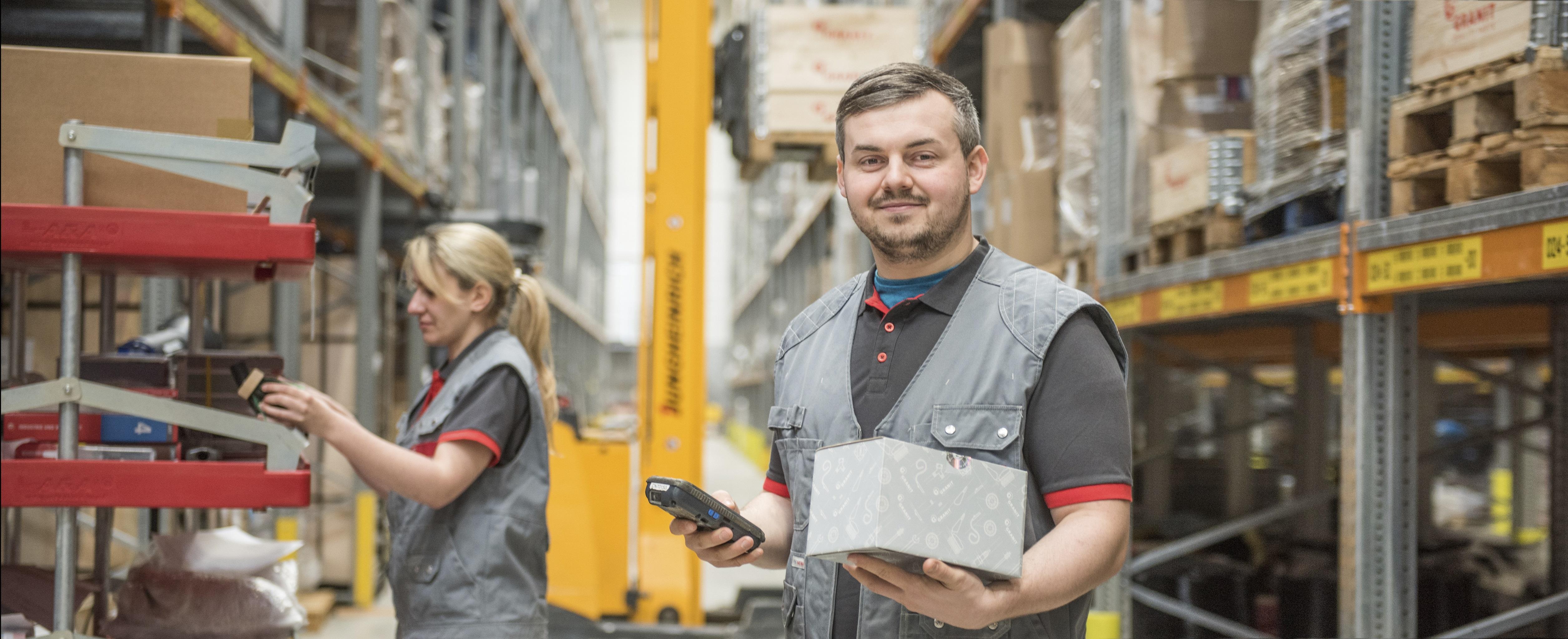Logistik-Mitarbeiter (m/w/d) in Teilzeit (nachmittags)
