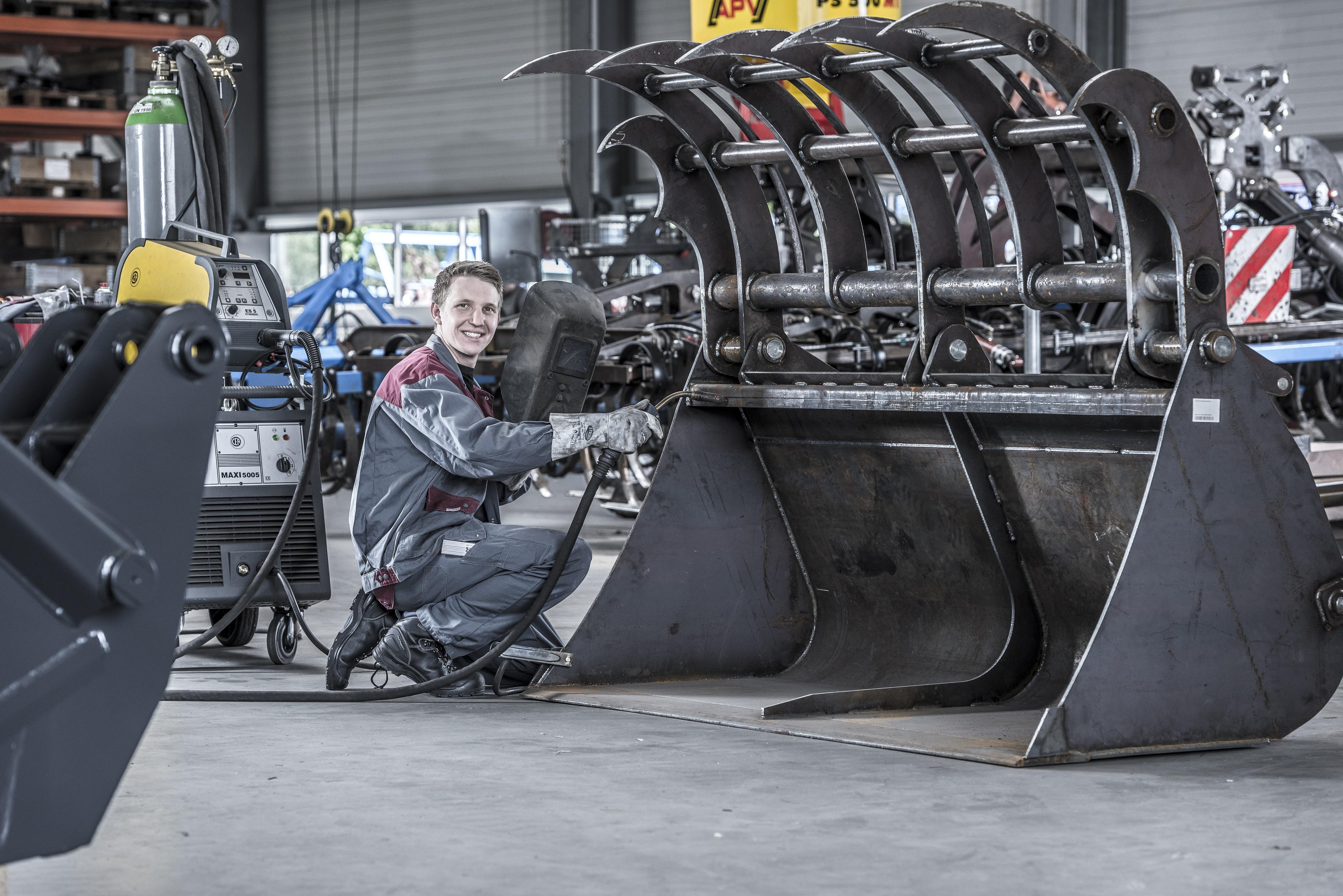 Metallbauer / Industriemechaniker / Monteure (m/w/d)